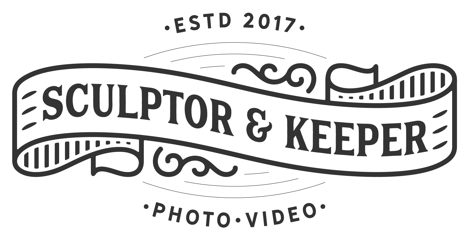 The logo of Sculptor & Keeper.